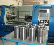 CNC-Drehmaschine D-400x2'500mm